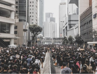 Hong Kong  - 'Heartbreaking' day as Beijing imposes national security law